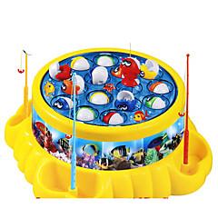 Angeln Spielzeug Für Geschenk Bausteine Model & Building Toy Kreisförmig Plastik Spielzeuge