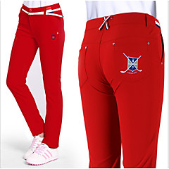 Femme Manches Longues Golf Pantalon/Surpantalon Golf Badminton