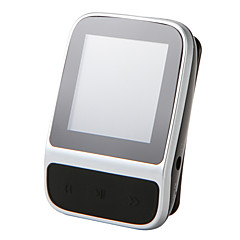 MX803 Explosion-Free Fashion MP3 Pedometer Function 8G HD HIFI Sound Quality Clip MP3