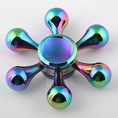 ハンドスピナー こま おもちゃ おもちゃ リングスピナー メタル EDC アイデアおもちゃ