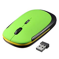 Kancelářský dárek 2,4 g bezdrátové notebookové myši