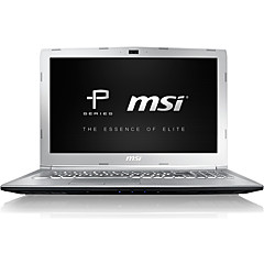 Msi gaming laptop 15,6 inch intel i7-7700hq 8gb ddr4 1tb hdd windows10 gtx1050 4gb pe62 7rd-1251cn