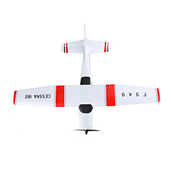 Wltoys F949 Sky King 2.4G RC Aircraft Fixed-wing RTF Airplane Radio Control 3CH RC Airplane Fixed Wing Plane