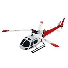 RC helikopter 6-kanaals 6 AS 2.4G -