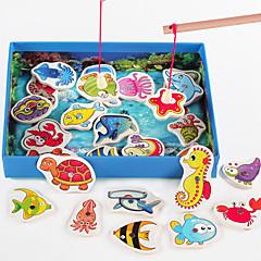 Angeln Spielzeug Für Geschenk Bausteine Quadratisch 1-3 Jahre alt 3-6 Jahre alt Spielzeuge