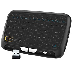 M180 2.4ghz mini teclado sem fio com painel inteiro touchpad mouse combos controle remoto para pc xbox 360 android tv box laptop