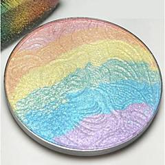 Pó Blush Iluminadores & Bronzeadores Brilho Natural Beleza