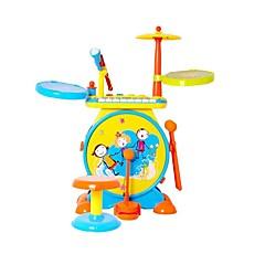 Spielzeuginstrumente Neuheit Piano Schlagzeug Musik Instrumente Kunststoff