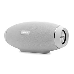 H20 Bluetooth Bluetooth 2.0 USB Luidspreker voor buiten Wit Zwart Donker rood