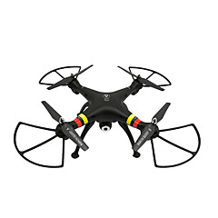 Drone X188 4 Kanaals 6 AS Met 5.0MP HD-camera LED-verlichting Terugkeer Via 1 Toets Headless-modus GPS-positionering Zweven Met cameraRC