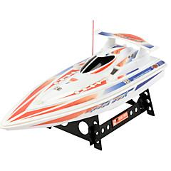 7001 Speedboat Plastik Kanały 18 KM / H