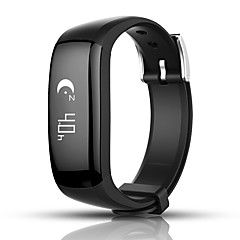 Smart Bracelet iOS Android IP67 Water Resistant / Water Proof Long Standby Calories Burned Pedometers Exercise Record Sports Touch Screen