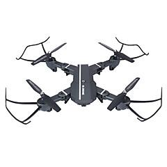 Drone 8807W 4 Kanaals Met 2.0MP HD-camera LED-verlichting Terugkeer Via 1 Toets Headless-modus 360 Graden Fip Tijdens Vlucht Met cameraRC