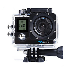 QQT SJ8000D 12 MP 8MP 16MP 1280x960 高解像度 屋外 耐衝撃 パータブル 防水 30fps -1/3 2 CMOS 64 GB H.264 英語 フランス語 スペイン語 ロシア語 ポルトガル語 多言語 シングルショット 45 M