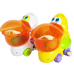 Brinquedos de Corda Pássaro Plásticos Não Especificado 1-3 anos