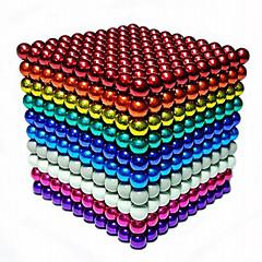 Magnetisch speelgoed 216 Stuks 5 MM Magnetisch speelgoed Bouwblokken Magnetic Balls Executive speelgoed Puzzelkubus Voor cadeau