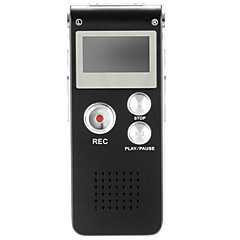 OEM-Factory SK-012 WAV Rechargeable Li-ion Battery Newest 8G MP3 Digital Voice Recorder