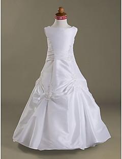 PROVO - Kleid für Blumenmädchen aus Tafft