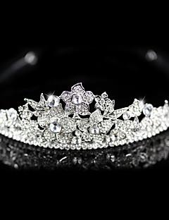 aleación con pedrería Austria boda nupcial tiara