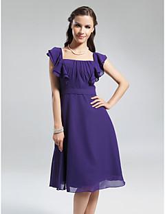 VIENNE - Vestido de Dama de honor de Gasa