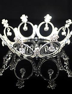 Capacete Tiaras Casamento/Ocasião Especial Liga Mulheres/Menina das Flores Casamento/Ocasião Especial