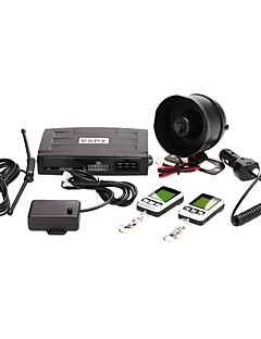 Two-Way Car Alarm System + 5000M Super Distance Control + Anti-Hijack