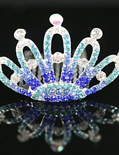 Flower Girl's Alloy Headpiece - Wedding/Special Occasion Tiaras