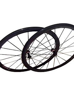 farseer-38mmcarbon fiber clincher road sykkel felgsett med s-serien