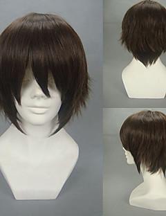 cosplay peruk inspirerad av blå exorcist Yukio Okumura