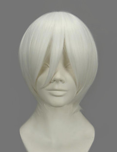 3rd Division Captain Gin Ichimaru Cosplay Wig