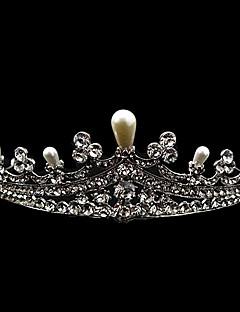 Dame Legering Headpiece-Bryllup / Spesiell Leilighet Diademer Hvit