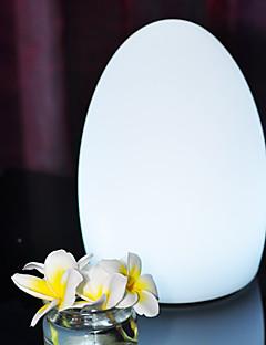 卵の形をしたLEDライト