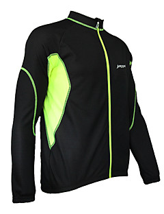 JAGGAD® Cycling Jacket Men's Long Sleeve Bike Windproof Jacket / Windbreakers / Tops Polyester PatchworkSpring / Summer / Fall/Autumn /