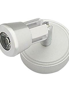 Applique murale à LED 3w / spotlight / feux Armoire de toilette avec lampe / vin anodisation terminé