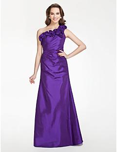 ZELENE - Vestido de Dama de honor de Tafetán