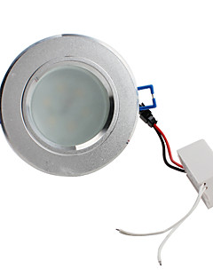 W 6 SMD 5730 300 LM Warm White Recessed Retrofit Recessed Lights/Ceiling Lights AC 220-240 V