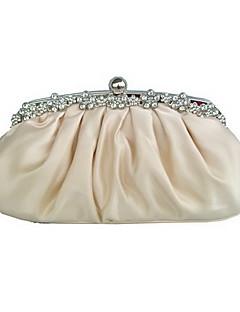 prachtige zijden avond handtassen meer kleuren beschikbaar