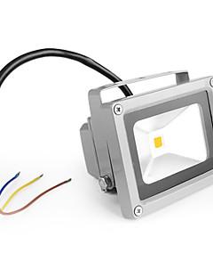 Projecteurs LED Blanc Chaud 10W 1 LED Intégrée 1000 LM AC 85-265 V