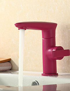 Sprinkle® Sink Faucets  ,  Transitional  with  Oil-rubbed Bronze Single Handle One Hole  ,  Feature  for Centerset