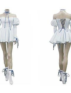 cosplay kostume inspireret af chobits chii