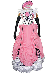 Female VER. Ciel Phantomhive Cosplay Costume  Black Butler Ciel Phantomhive Anime Cosplay Costumes Cosplay Suits Dresses Dress