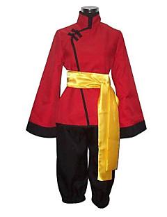 cosplay kostuum geïnspireerd door Hetalia hongkong