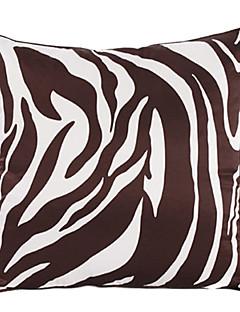Sebratryck Polyester Dekorativ örngott