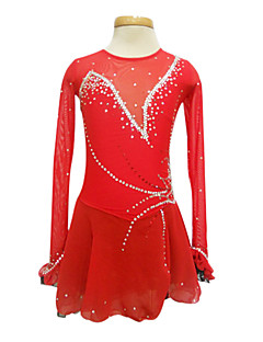 Kleider (Rot) - Eislaufen - für Damen