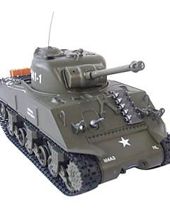 1:30 RC Tank  Battle Tanks RTR M4A3 Sherman Radio Remote Control Toys