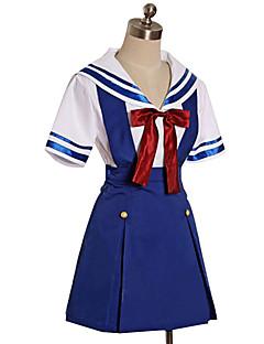 Cosplay Costume Inspired by Clannad Summer School Girl Uniform