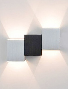 Mini Style/Bulb Included/LED Wall Sconces , Modern/Contemporary LED Integrated Metal