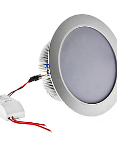 Dimmable 12W 1080LM 6000-6500K Natural White Light Silver Shell LED Ceiling Bulb (220V)