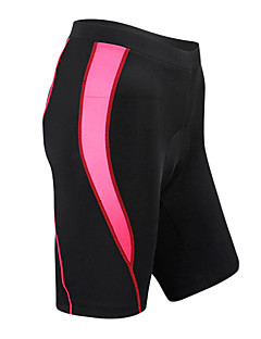 Shorts / Prendas de abajo (Rosa / Negro) - de Ciclismo - Secado rápido / Listo para vestir Mujer Primavera / Verano / OtoñoAlta
