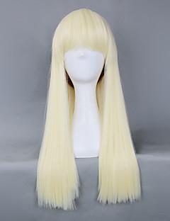 Straght Shooter Blonde Gothic Lolita Wig